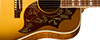 50th Anniversary Custom Hummingbird KOA Shown in Gold-Honey Burst