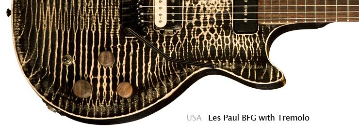 Gibson USA - Gibson USA Les Paul BFG with Tremolo