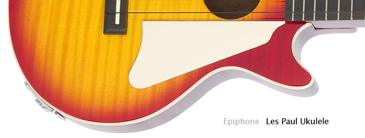 Gibson Acoustic - Les Paul Ukulele