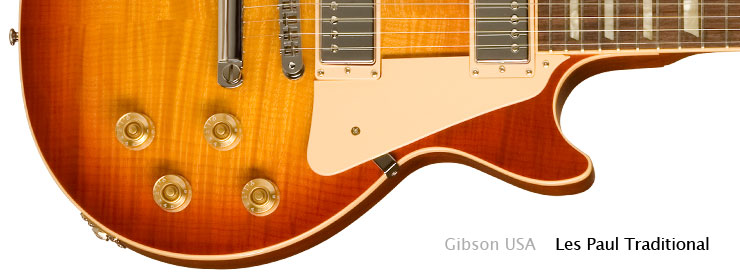 Gibson USA - Les Paul Traditional