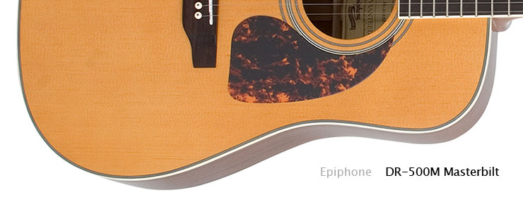 Epiphone - DR-500M Masterbilt