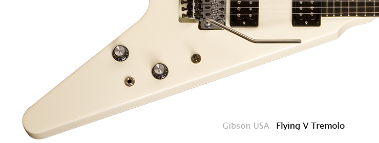 Gibson USA - Flying V Tremolo