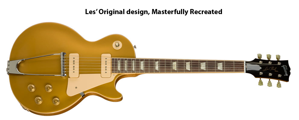 gibson usa les paul tribute 1952 gold top prices and photos gibson electric guitar news and wiki. Black Bedroom Furniture Sets. Home Design Ideas