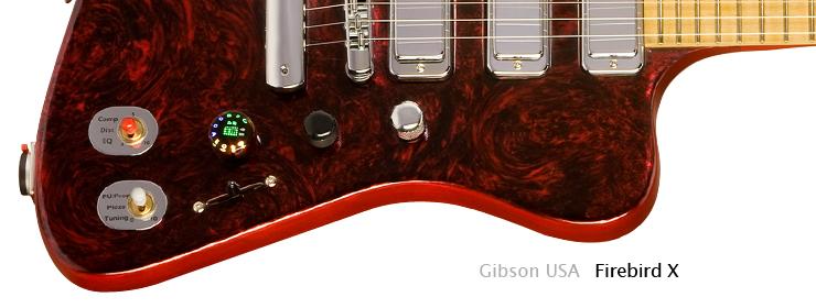 Gibson USA - Firebird X