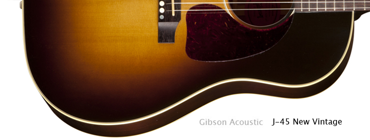 Gibson Acoustic - J-45 New Vintage