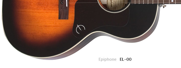 Epiphone EL-00 Small Body