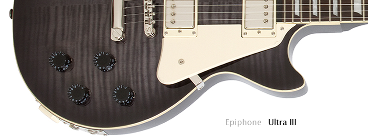 Epiphone - Ultra III