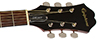 Shown in Vintage Sunburst - Headstock Beauty Shot