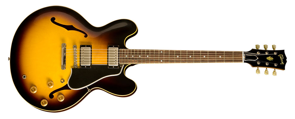 gibson ES electric guitar