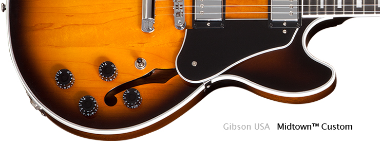 Gibson USA - Midtown Custom