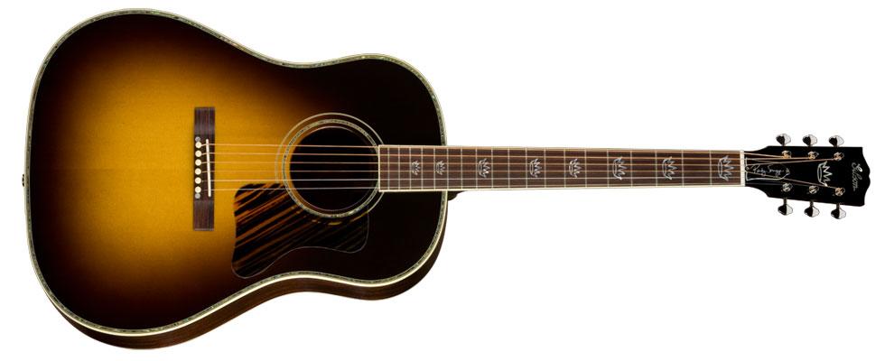 Todas las guitarras Gibson existentes