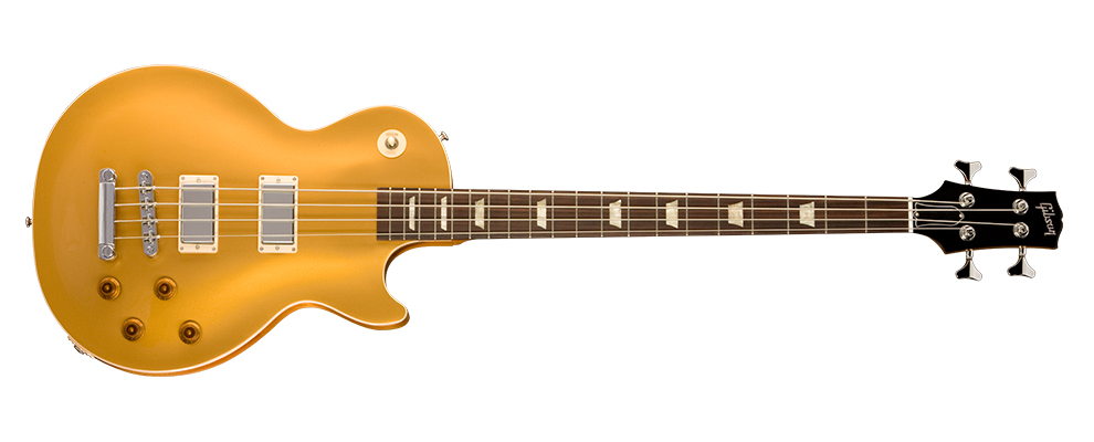 gibson electric bass guitar