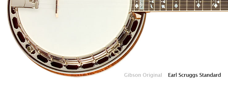 dating gibson banjos