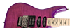 Shown in Trans Purple Custom -  w/Floyd Rose&trade