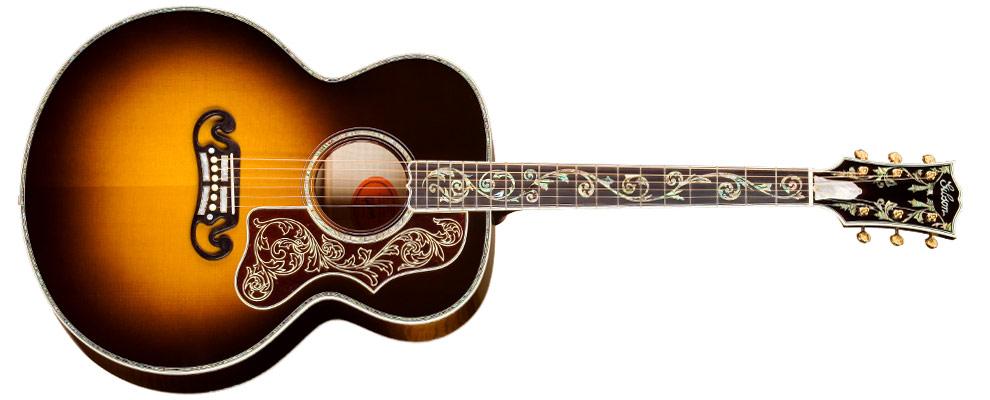 Design A Gibson Guitar Online