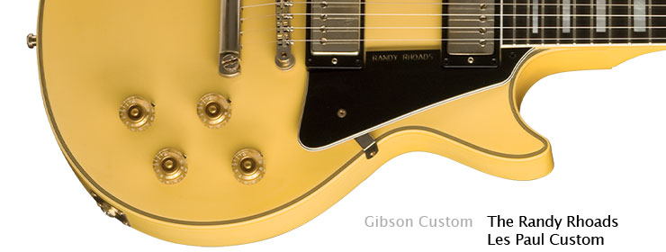 Gibson Custom - Randy Rhoads Les Paul Custom