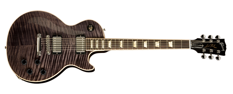 Gibson Com Gibson Chad Kroeger Quot Blackwater Quot Les Paul