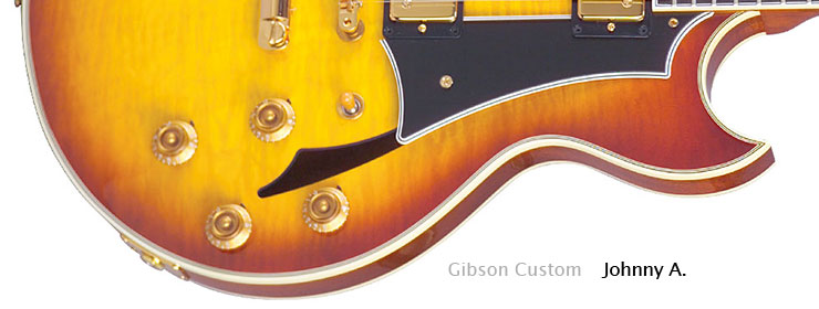 Gibson Custom - Johnny A.