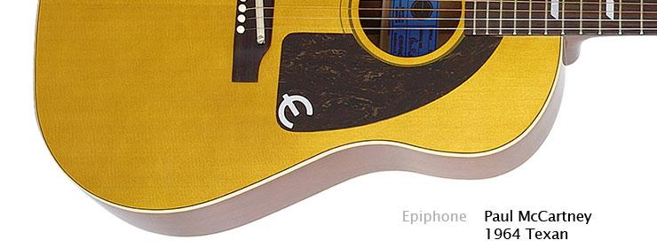 Epiphone - Paul McCartney 1964 Texan