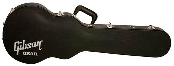 Gibson guitar hardshell case