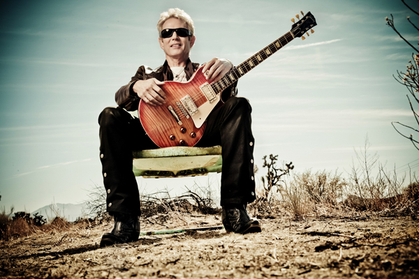 Don Felder by Myriam Santos