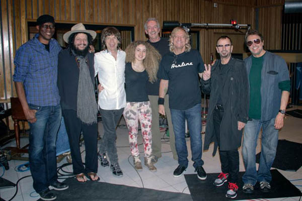 Keb Mo,Mick Jagger,Tal Wilkenfeld,Joe Walsh,Ringo Starr