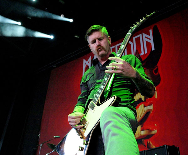 The Gibson Interview: Mastodon's Bill Kelliher on His ...