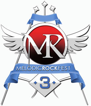 Melodic Rock Fest 3 logo
