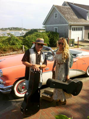 Arlen and Lexie Roth