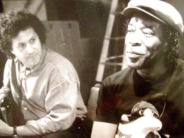 Arlen Roth and Buddy Guy