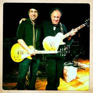 Chris Falcon & Arlen Roth