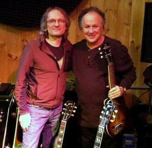 Sonny Landreth and Arlen Roth