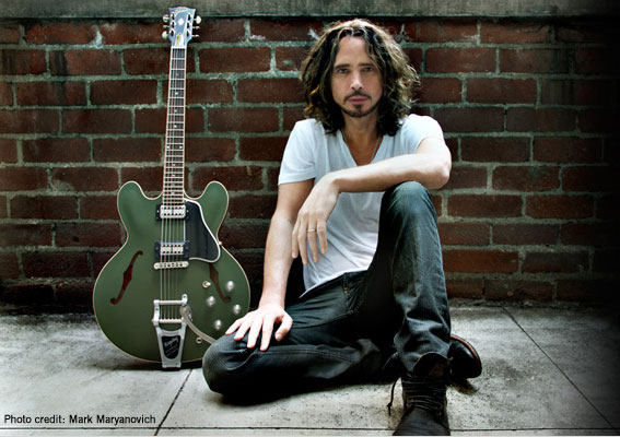 Chris Cornell by Mark Maryanovich