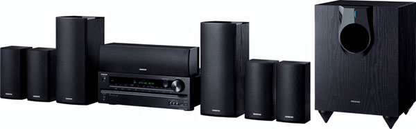 Onkyo Surround system