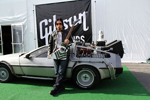 Jason Hook at CES