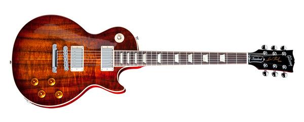 Gibson Koa Les Paul