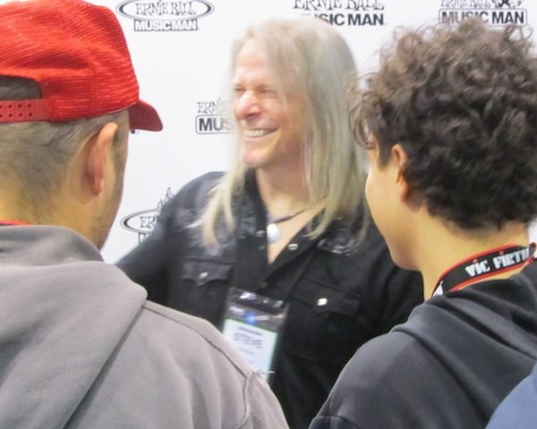 Steve Morse (Deep Purple/Dixie Dreggs)
