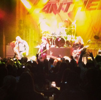 NAMM Steel Panther