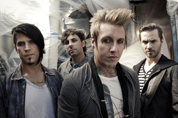Papa Roach by Travis Shinn