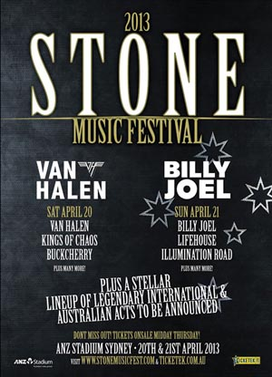 Stone Music Festival