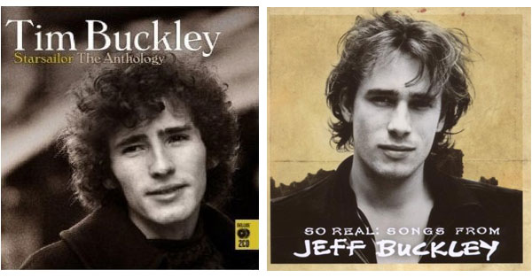Tim Buckley & Jeff Buckley