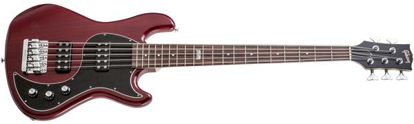 Gibson EB 5-string bass