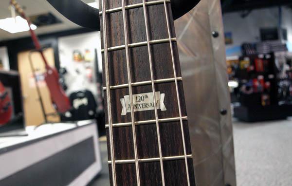 Gibson inlay by Anne Erickson
