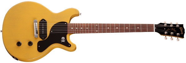 Billie Joe Armstrong Gibson BJA-Jr-Double-Cut