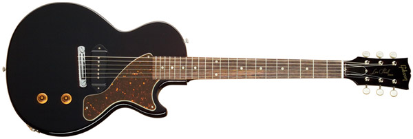 Billie Joe Armstrong Gibson BJA-LP-Jr-Ebony-Finish