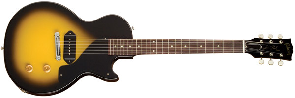 Billie Joe Armstrong Gibson BJA-LP-Jr-Sunburst