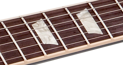 Traditional Fret Binding