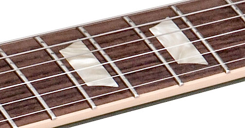 Undercut Fret Binding