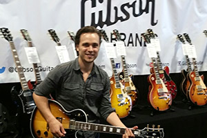 Jonathan Jackson from the TV show 'Nashville'