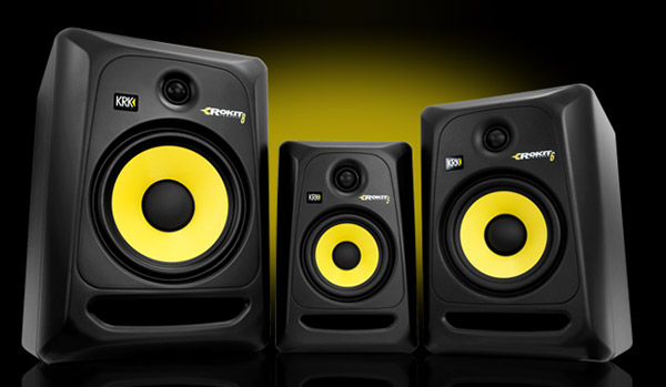 Five Questions Answered KRK Monitor Speakers